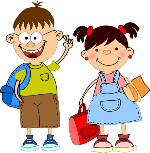 Boy And Girl Clipart at GetDrawings.com.