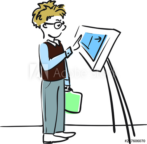 A boy choosing something clipart clipart images gallery for.