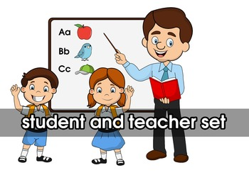 Boy clipart teacher, Boy teacher Transparent FREE for.