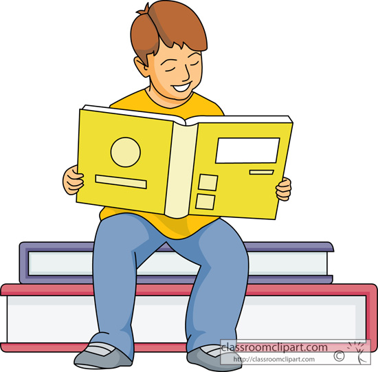 Free Boy Reading Cliparts, Download Free Clip Art, Free Clip.