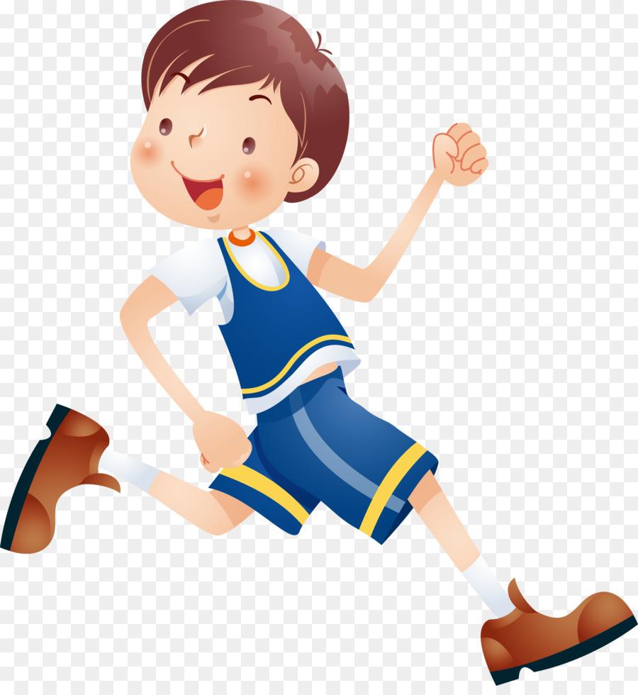 Boy Running Clipart Png.