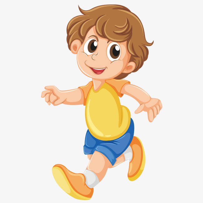 Boy Walking Clipart Png.