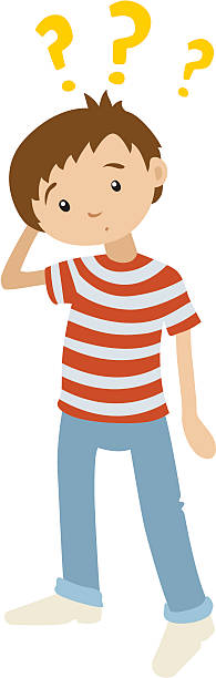 Kid wondering clipart 8 » Clipart Station.