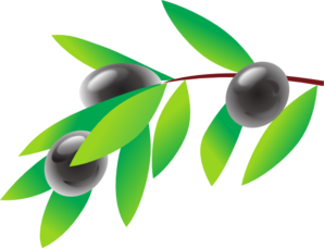 Olive Branch Clip Art at Clker.com.