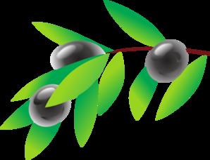 Olive Branch Clip Art at Clker.com.