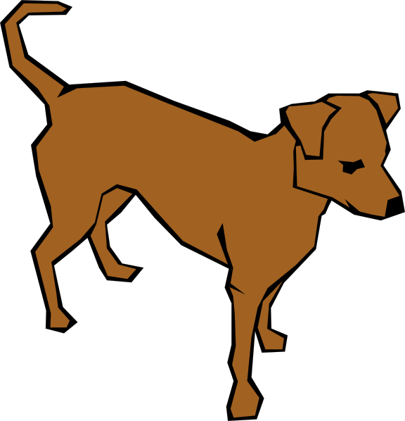 Dog clipart brown, Dog brown Transparent FREE for download.