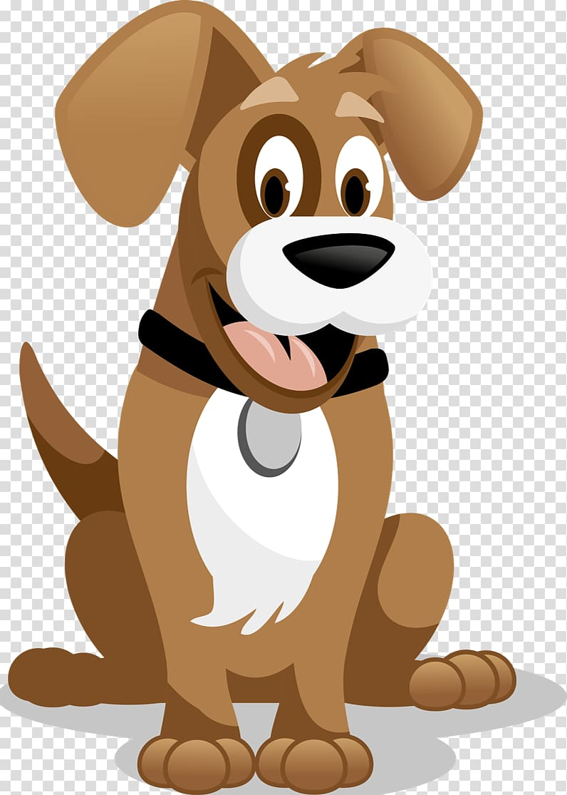 Brown dog , Vaccination of dogs Puppy Veterinarian Pet, Dog.