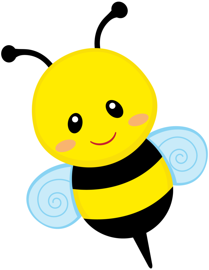 Download Free png Free Bumble Bee Clipart of Cl.