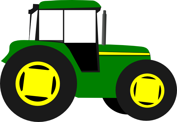 Free Yellow Tractor Cliparts, Download Free Clip Art, Free.