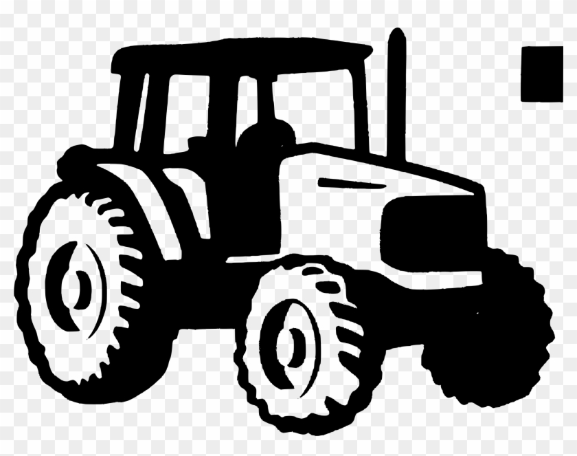 John Deere Green Tractor Clipart Free Images.