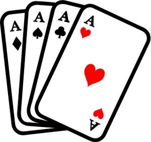 playing cards clip art.