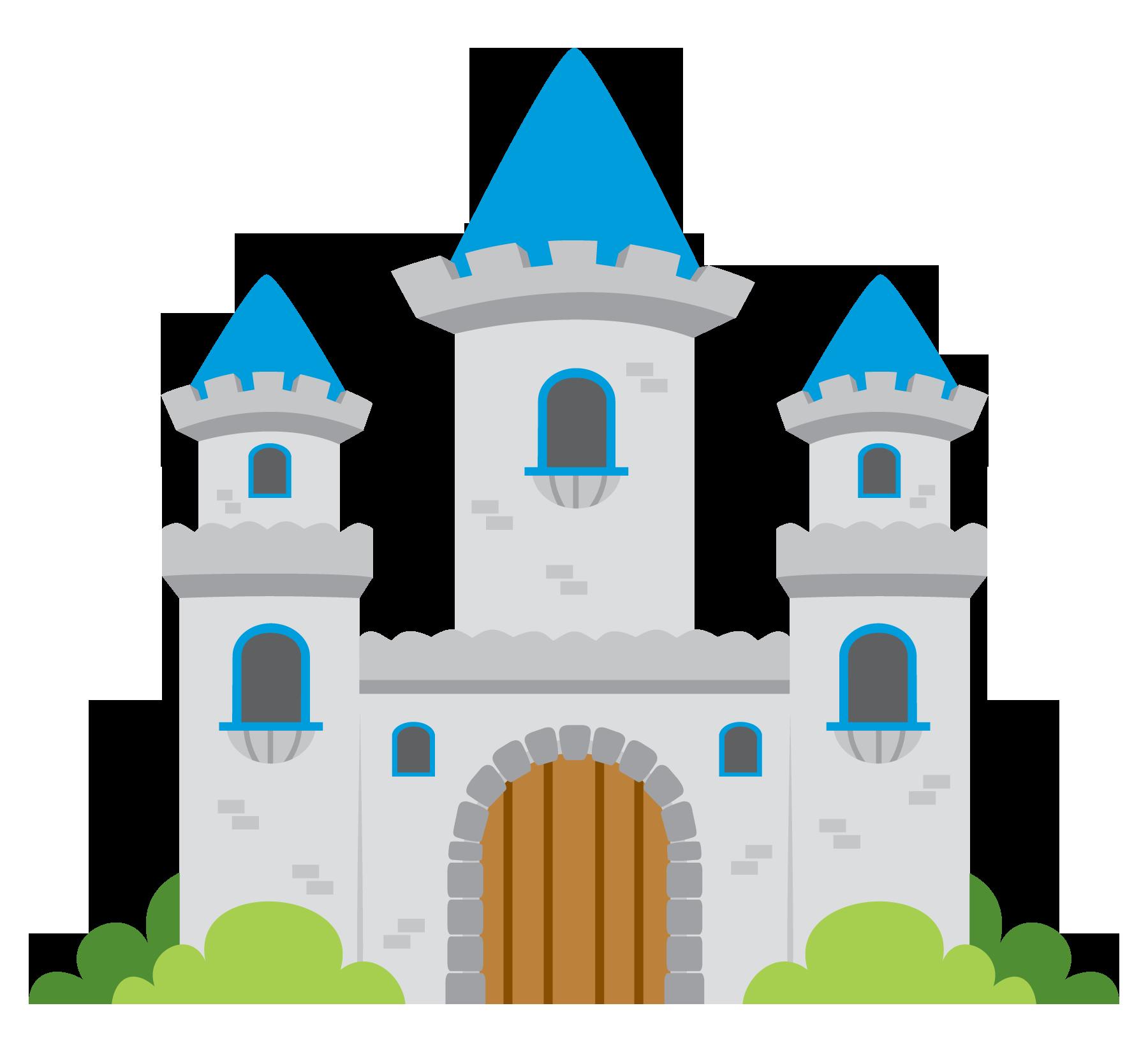 Castle clipart free images.