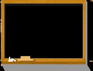 Chalkboard Clip Art.