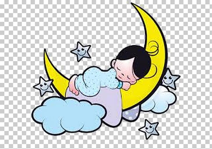 Child Sleep Line art , child PNG clipart.
