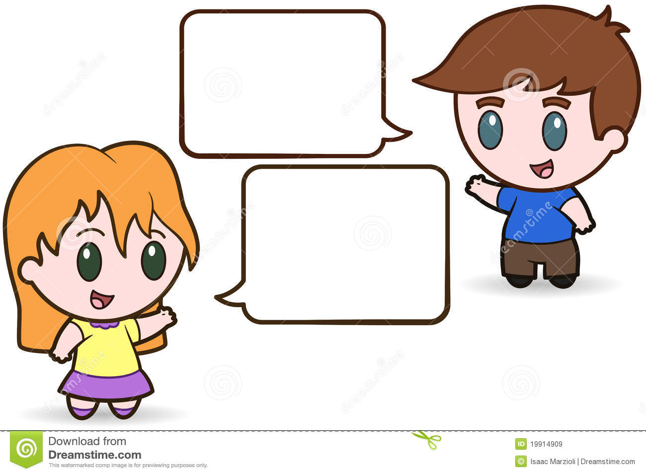 Child talking clipart » Clipart Station.