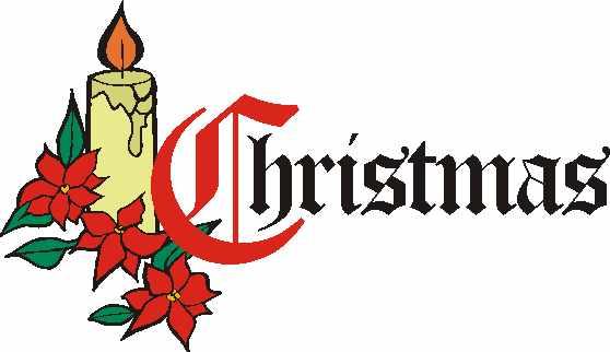 Christmas Carol Clip Art.