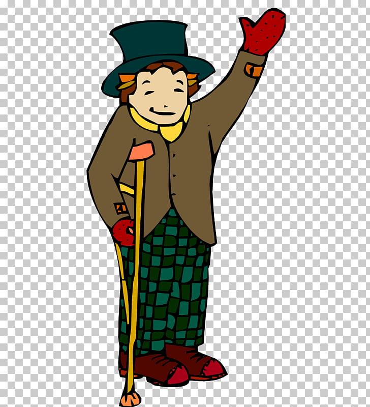 Tiny Tim A Christmas Carol Ebenezer Scrooge , christmas PNG.