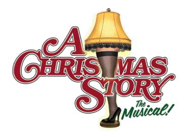 A Christmas Story Logo.
