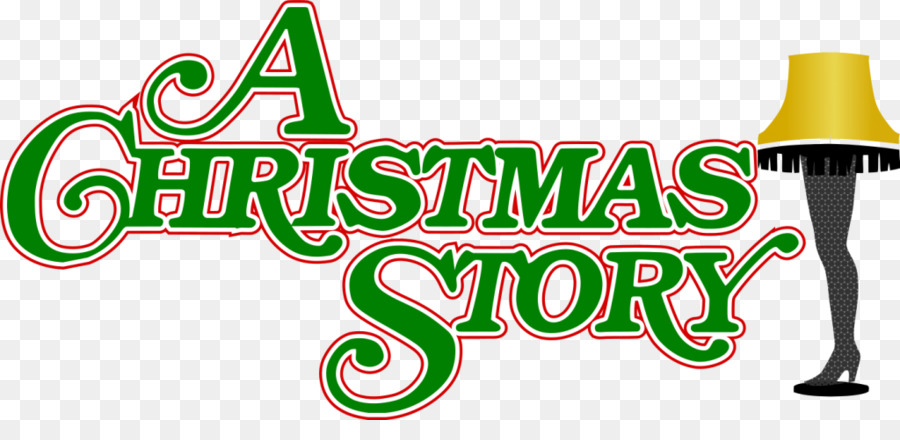Logo Brand A Christmas Story Product Font.