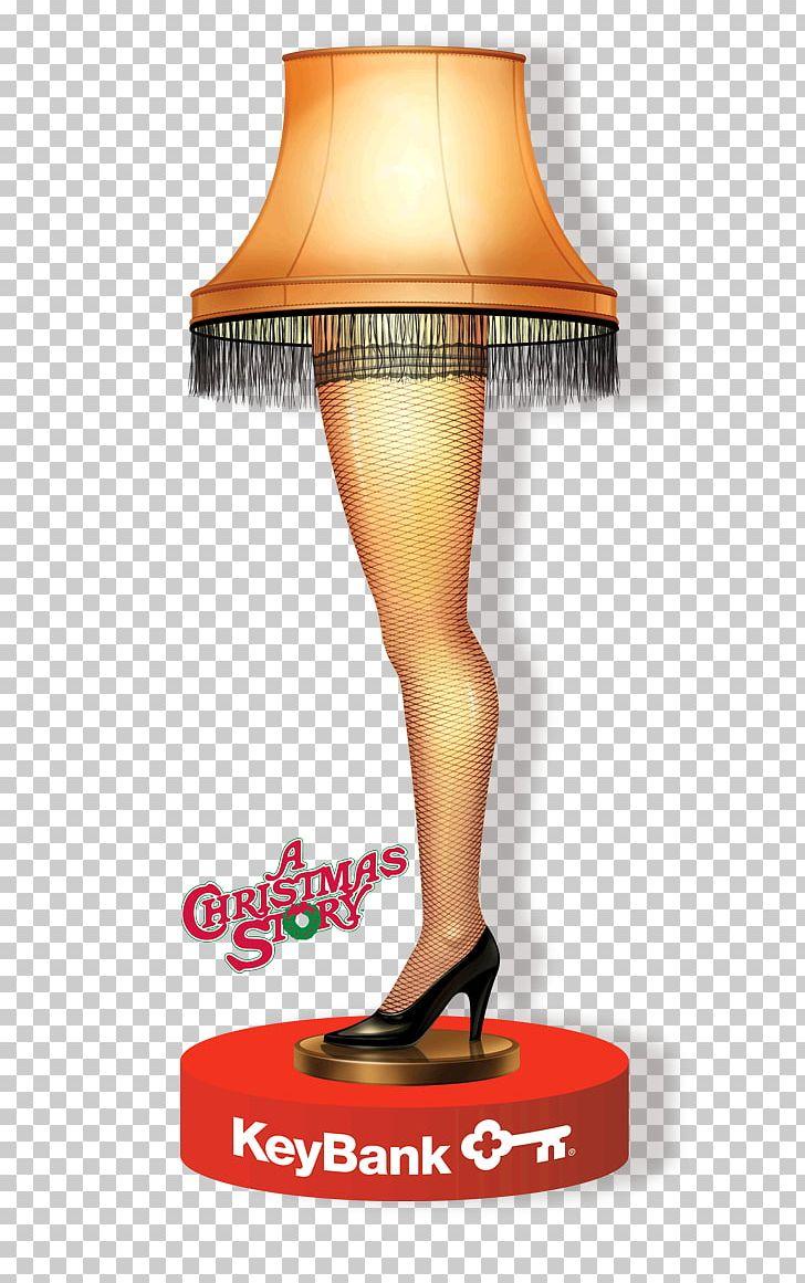 A Christmas Story House Ralphie Santa Claus Human Leg PNG, Clipart.
