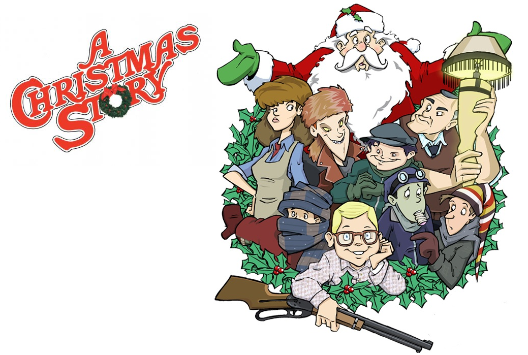 """Movies That Everyone Should See: """"A Christmas Story"""" « Fogs' Movie."""