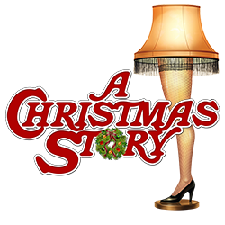 A Christmas Story: The Musical.
