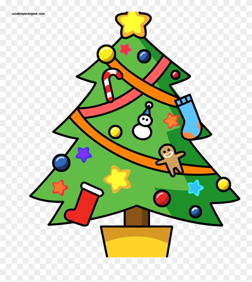 The Best Free Christmas Tree Clip Art Images A Christmas.