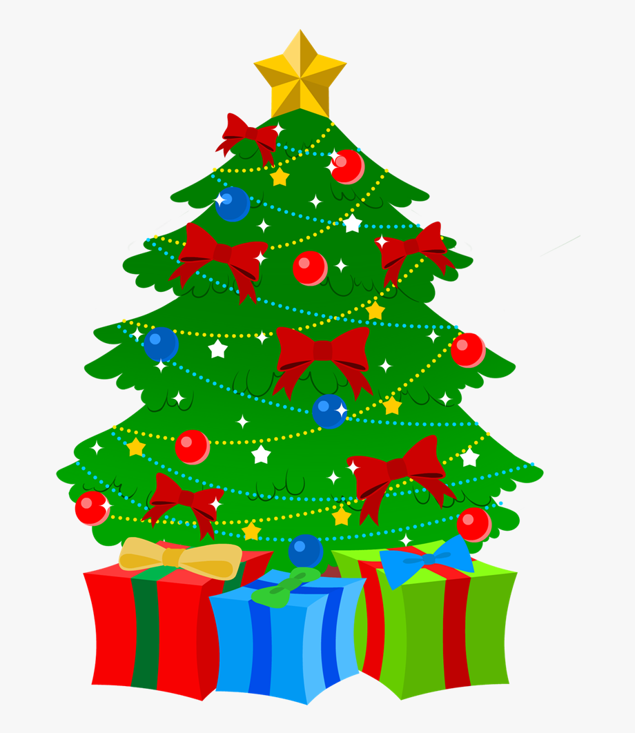 Christmas Tree Clip Art Tree Clipart.