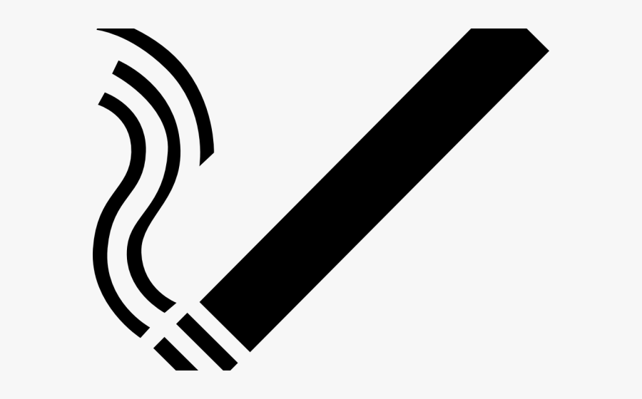 Cigarette Clipart Lit.