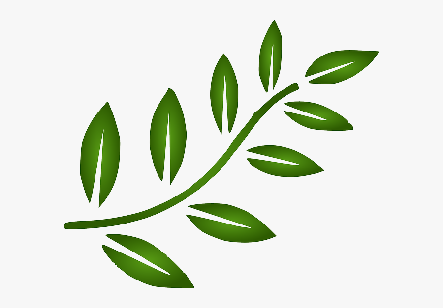 Transparent Circle Of Leaves Clipart.