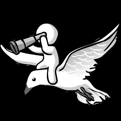 Bird Eye Clipart.