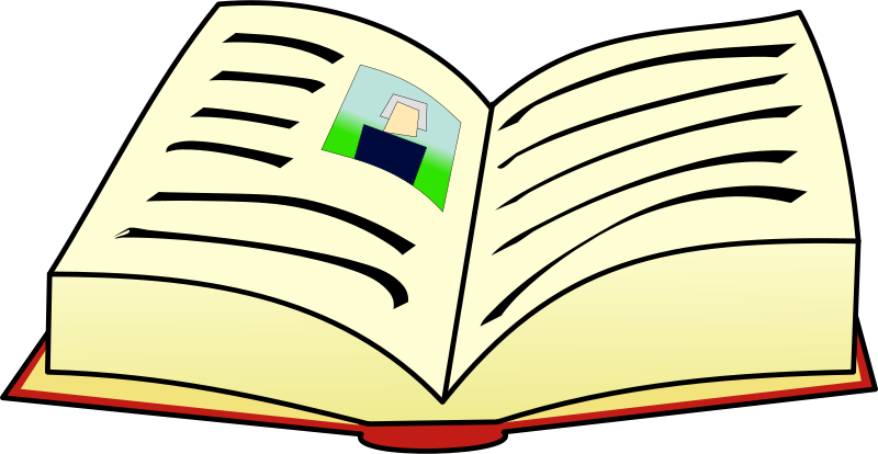 Free Clipart: Book.