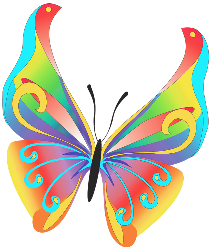 Free Clipart Images Butterfly.