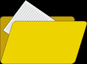 File Clip Art at Clker.com.