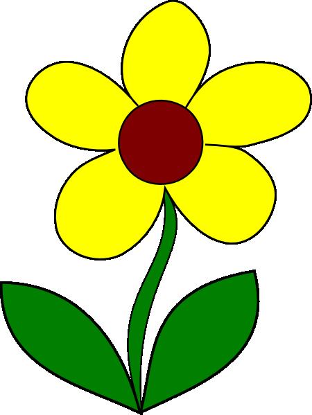 Clipart flower 2 » Clipart Station.