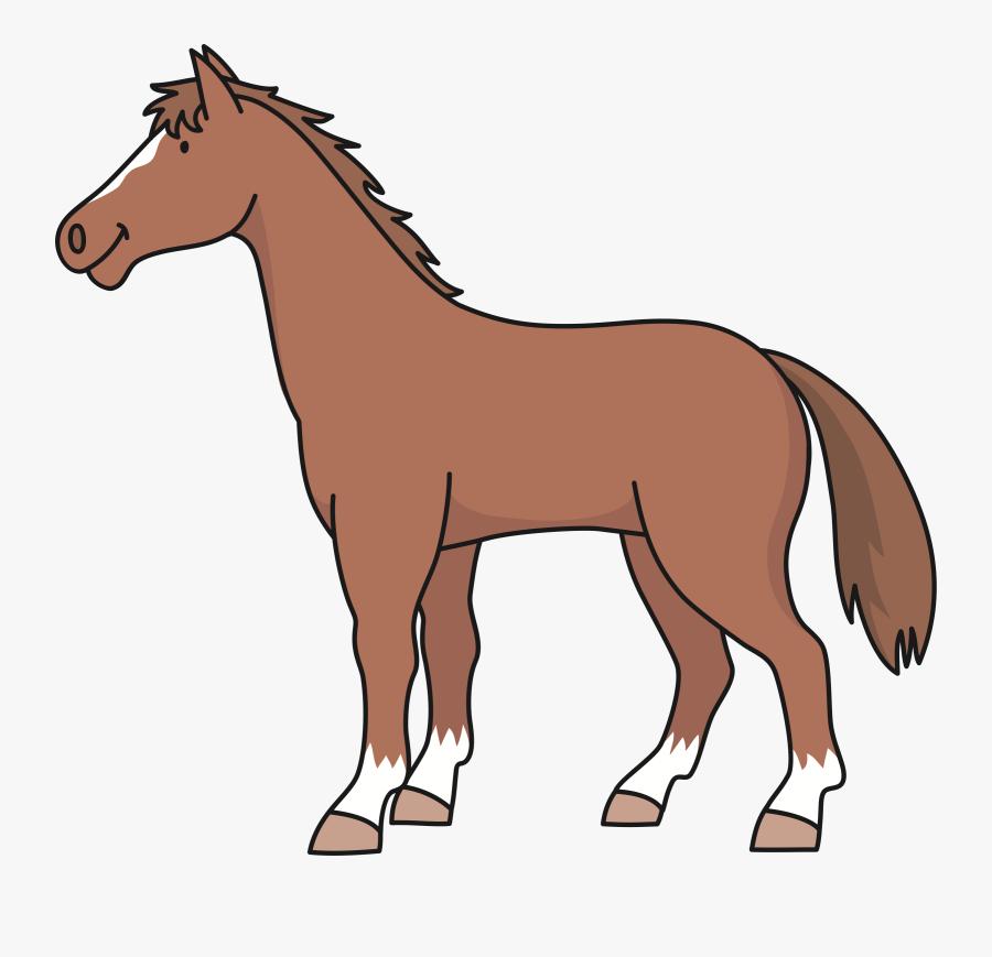 Clipart Horse Pretty Horse.