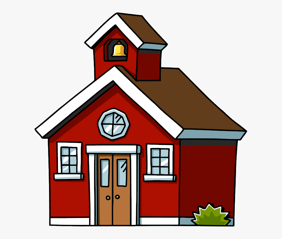 School House Clip Art The Cliparts Clipart.