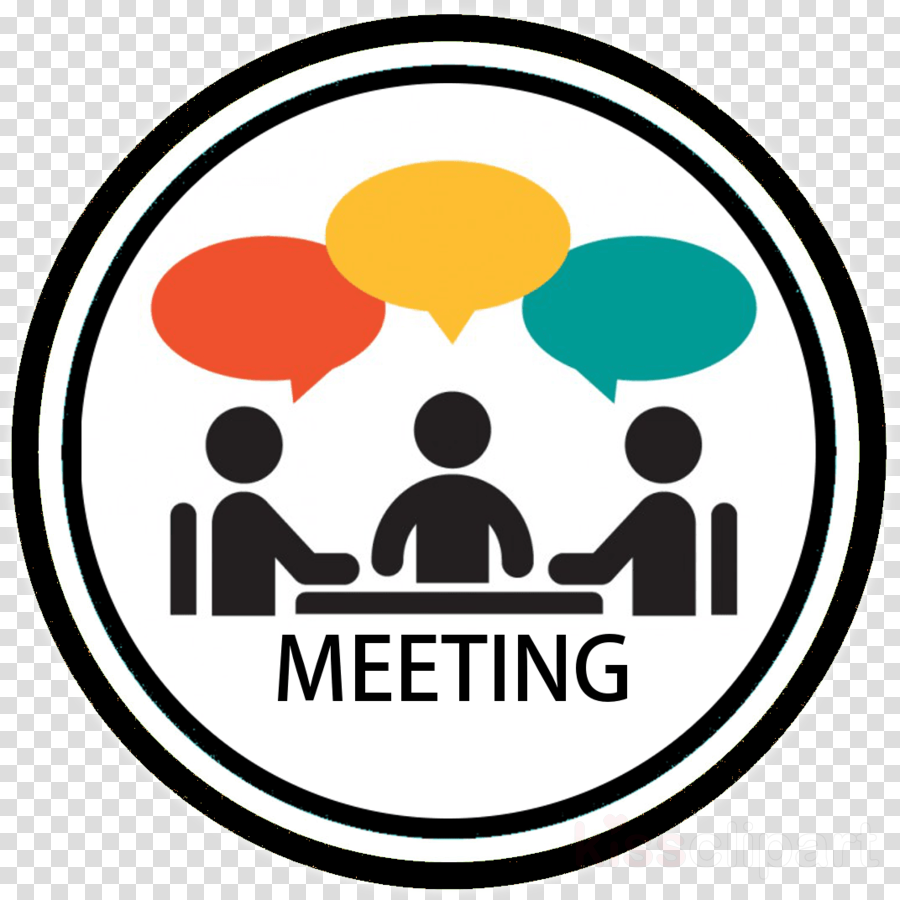 Meeting Icon clipart.