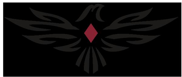 Red Falcon Clipart.