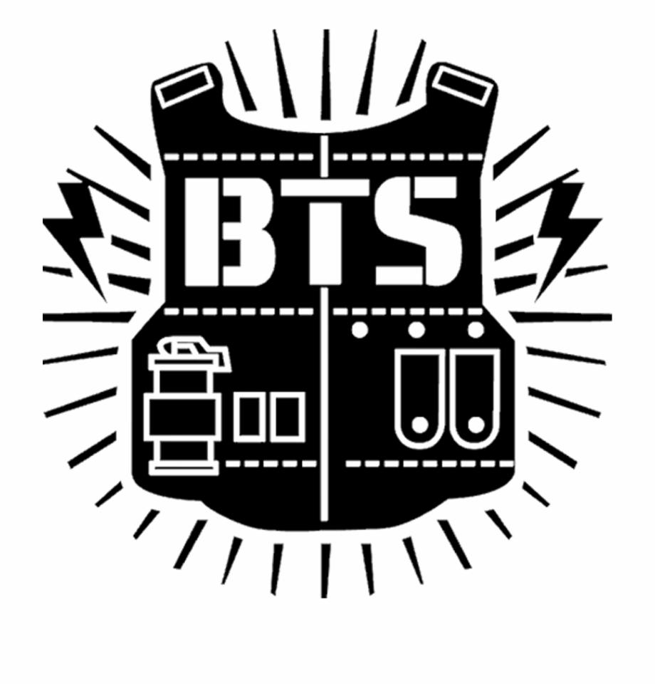 Logo Clipart Bts.