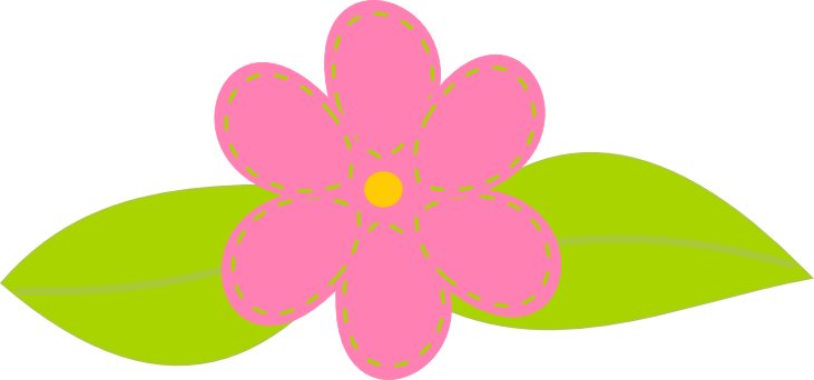 Flower Clipart Transparent Background.