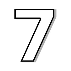 Free Number Seven Cliparts, Download Free Clip Art, Free.