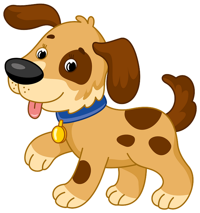 Dog clipart. Free download..