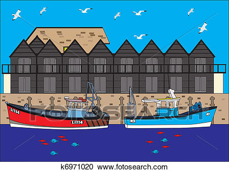 Harbor clipart 5 » Clipart Station.