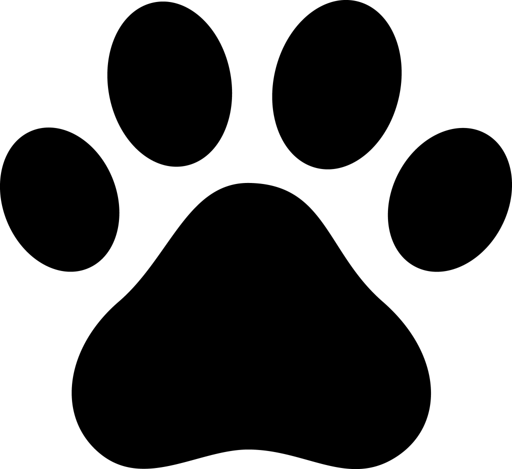 Paws clipart paw print, Paws paw print Transparent FREE for.