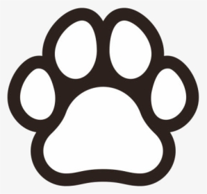 a clipart of a paw #5