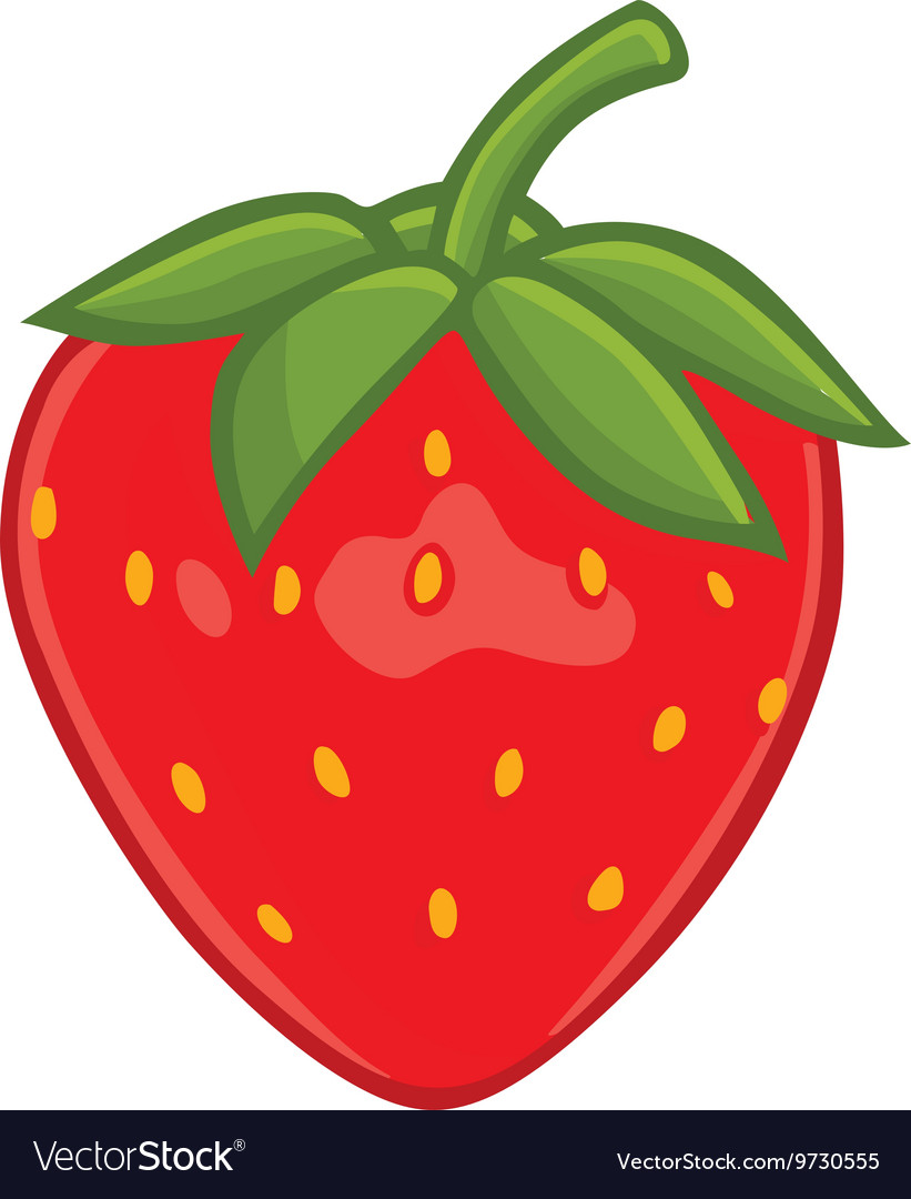 Fresh Strawberry Clipart.