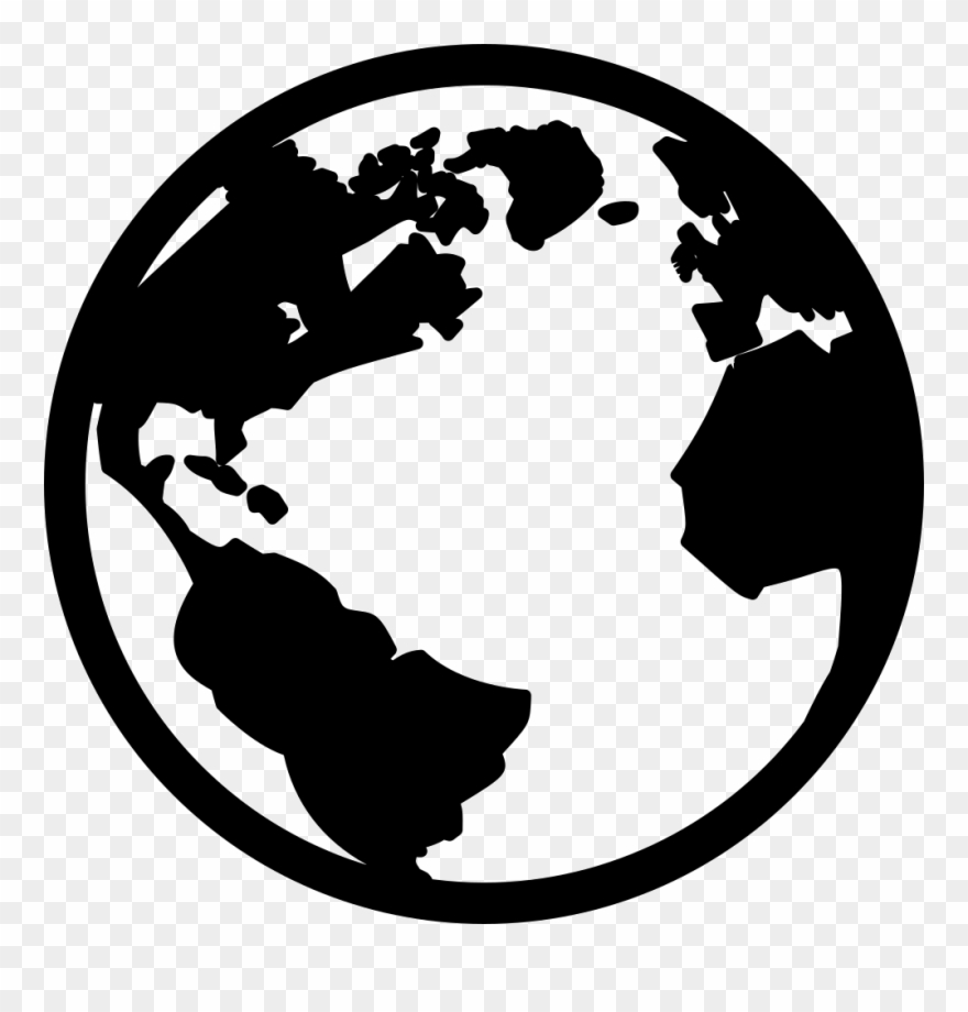 Planet Earth Clipart Svg.
