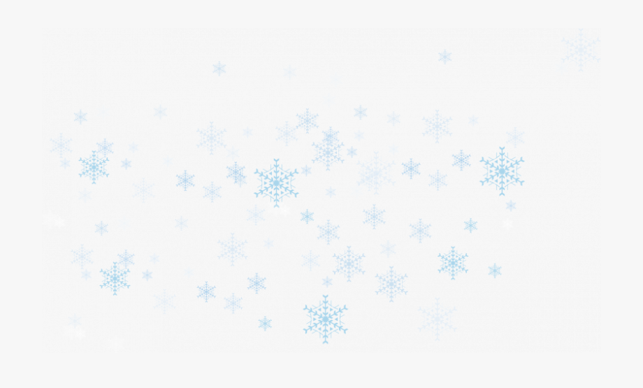 Free Snowflake Clipart Transparent Background.