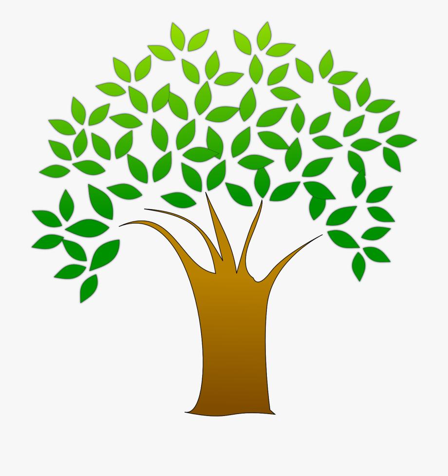 Oak Tree Tree Clip Art Free Clipart Image Clipart Image.